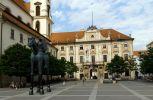 Fachada del Museo de Moravia, Brno